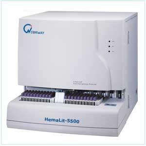 Гематологический анализатор HemaLit-5500